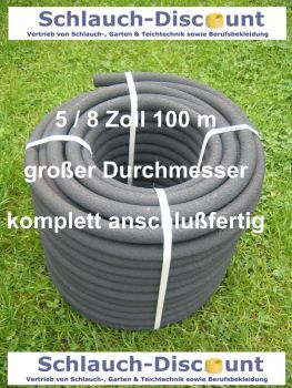 5 8 zoll 100m perlschlauch tropfschlauch perlregner kupplung schlauch discount. Black Bedroom Furniture Sets. Home Design Ideas